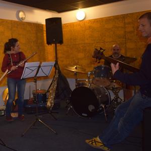 Les studios de répétition à Crozon